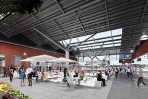 Centra handlowe kuszą ofertą gastronomiczną. Coraz większe znaczenie ma też design lokali