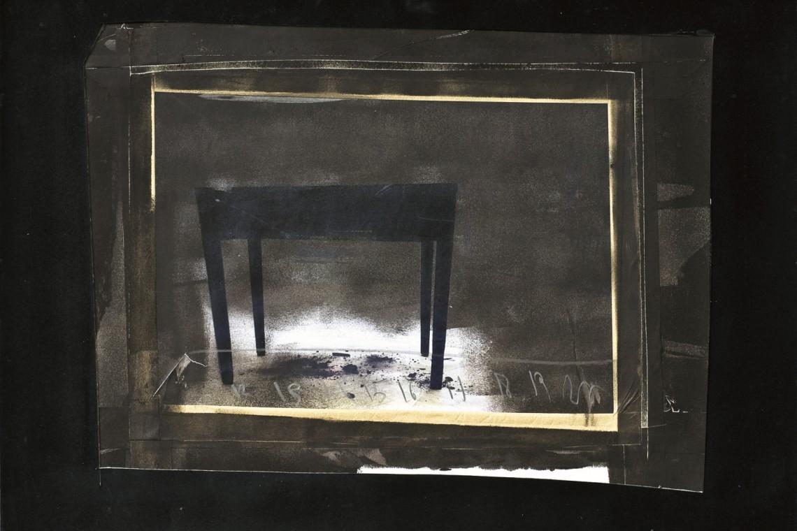 Wystawa rysunków Andrzeja Dworakowskiego w wyjątkowej przestrzeni