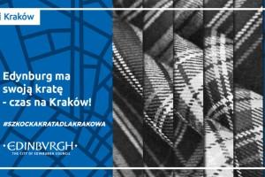 Aż 26 pomysłów na szkocką kratę dla Krakowa