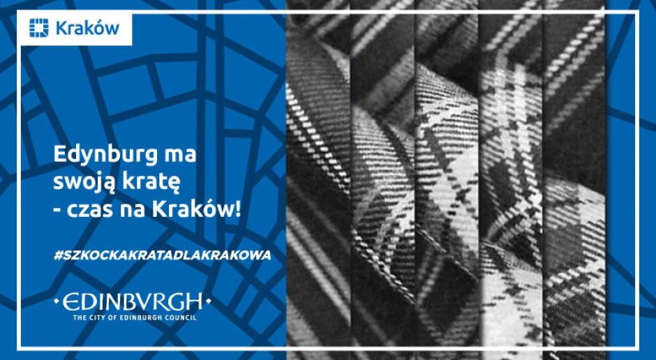 26 pomysłów na szkocką kratę dla Krakowa