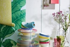 Życie pełne barw. Nowa kolekcja malowniczej porcelany