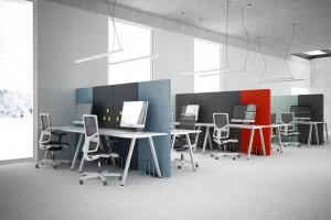 Nowoczesne rozwiązania w służbie wygodnego biura