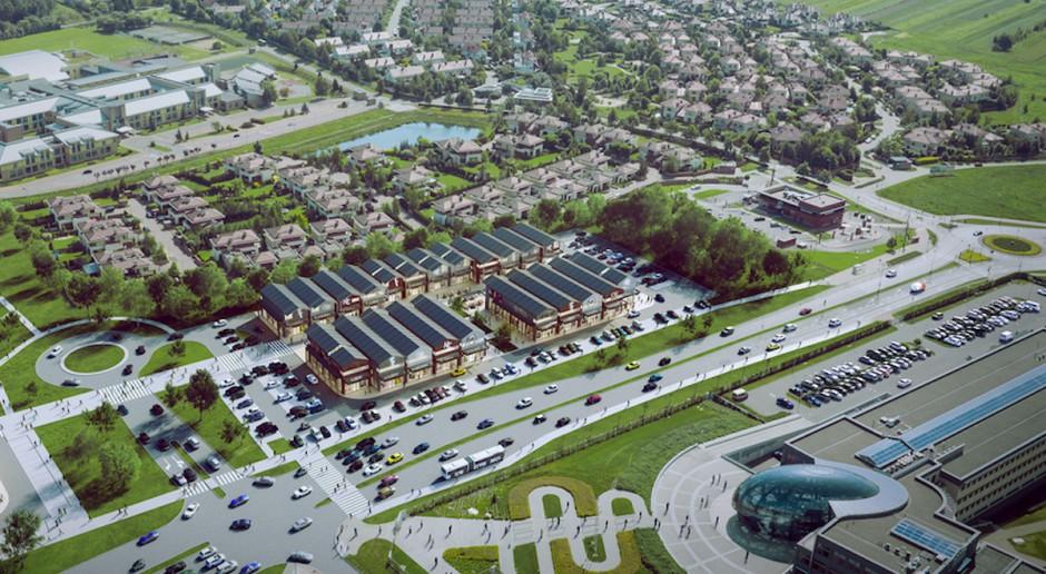 Centrum handlowe jak uzdrowisko. Nowy Quick Park w Konstancinie