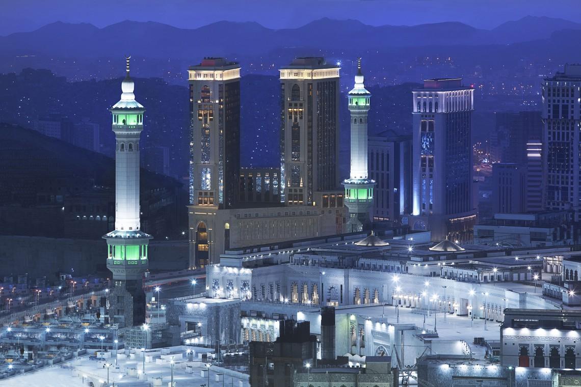Hotel w arabskim klimacie