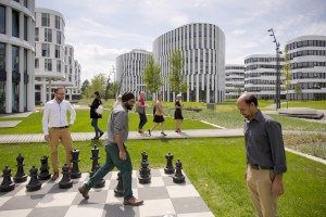 Drugi etap Business Garden Warszawa gotowy. To projekt JSK Architekci