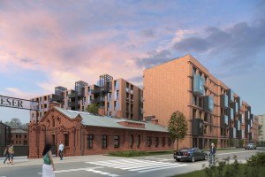 Dwa kolejne budynki Konesera zyskają drugie życie