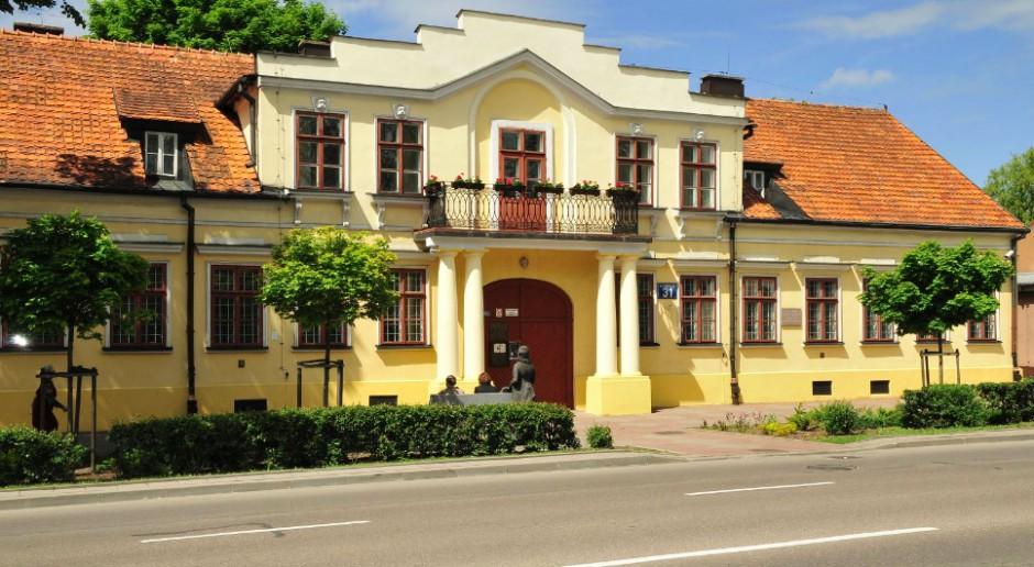 Muzealna wizytówka Suwałk zyska nowe oblicze