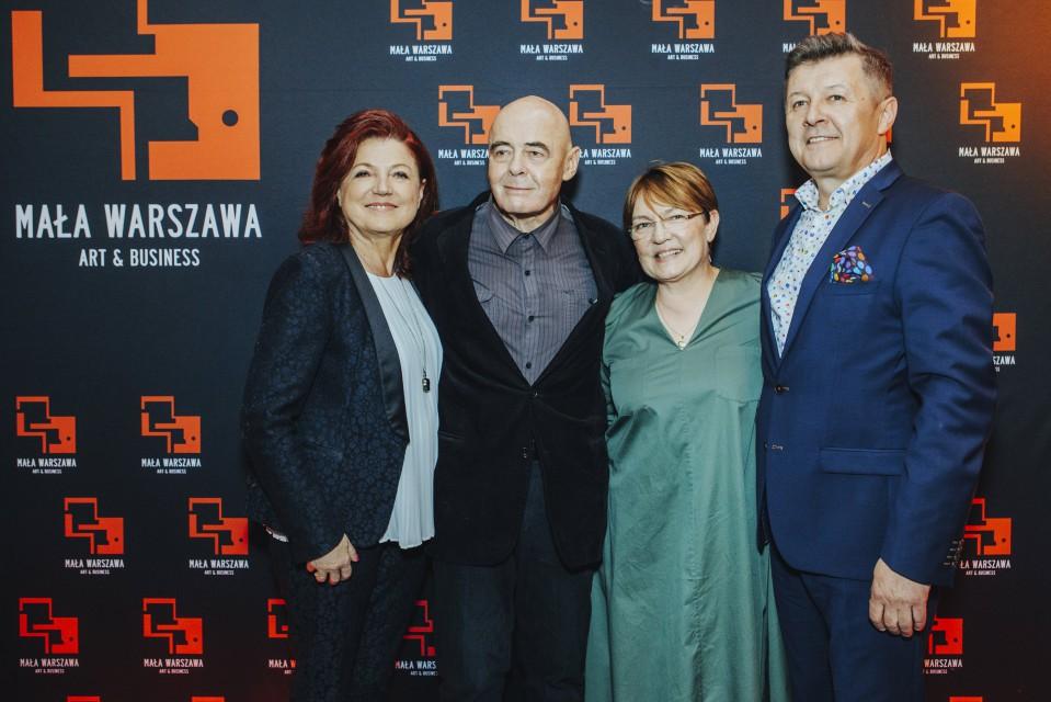 Co łączy Urszulę Dudziak, Stanisława Tyma i Krystynę Czubównę? Mała Warszawa!
