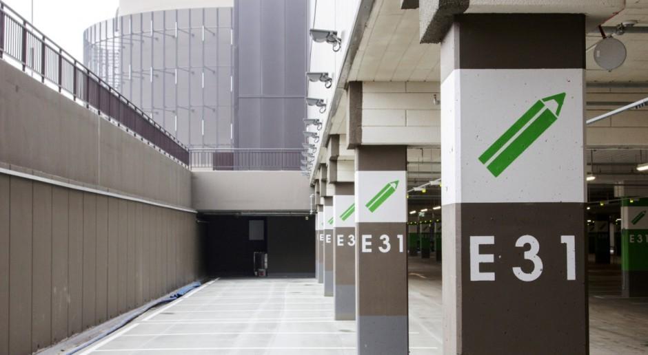 Posnania stawia na ekologię, zwłaszcza na parkingu