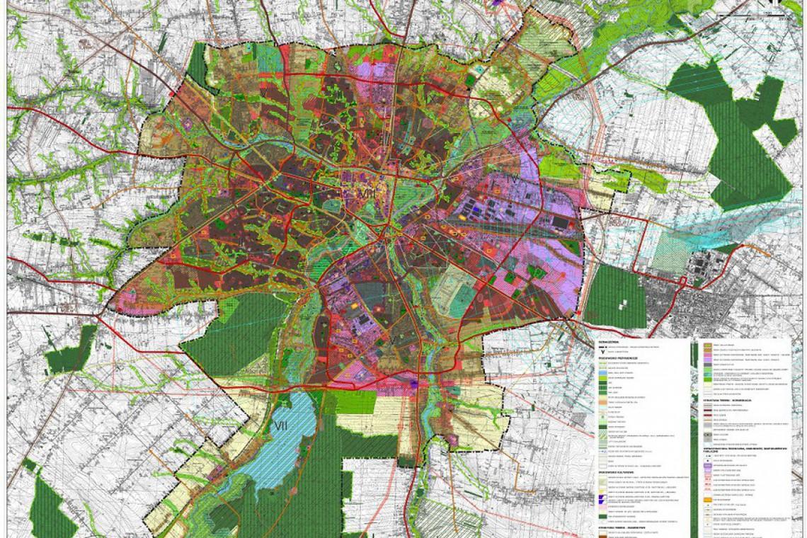 Nowa edycja studium zagospodarowania przestrzennego Lublina