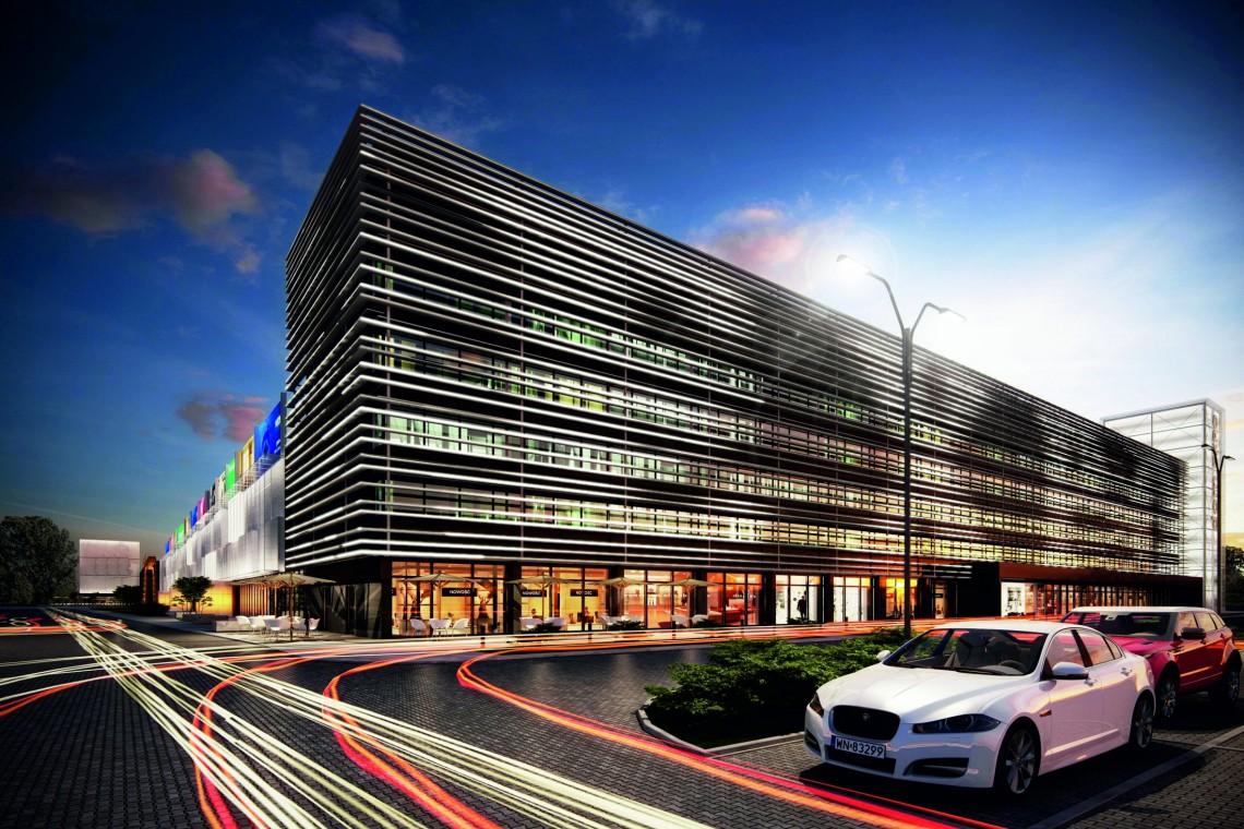Rozpoczyna się budowa na terenie FSO w Warszawie. To projekt Tremend