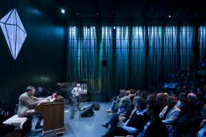 Harmonia kryształu - w Reykjaviku gra muzyka