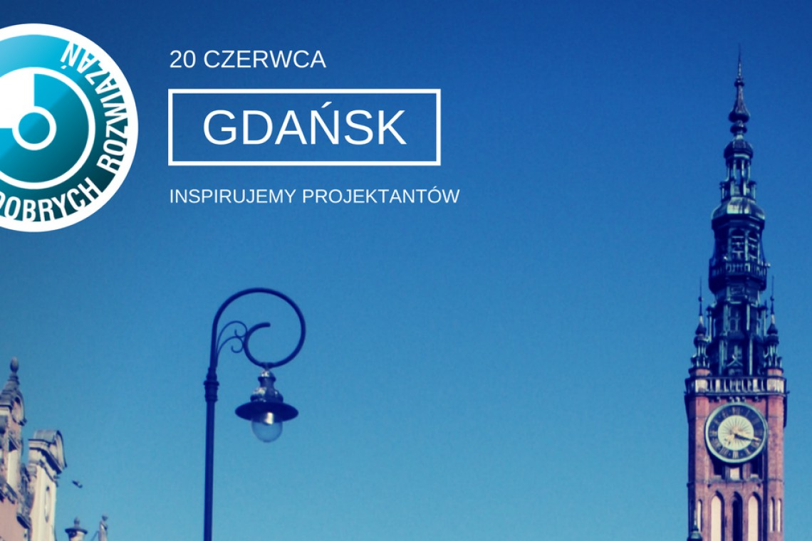 Designerskie powitanie lata w Gdańsku. Zapraszamy na szkolenie!