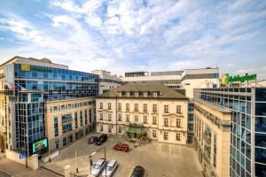 Hotel w XIX-wiecznym pałacu w Krakowie odzyskał blask