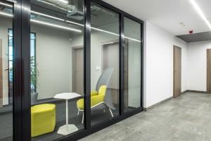 Małe firmy też chcą mieć biura w dobrym standardzie