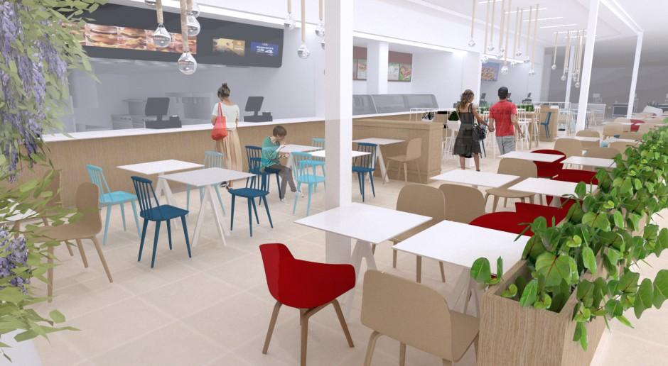 Modernizacja Galerii Gryf wchodzi w nową fazę