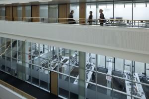 Łapiąc wiatr w żagle - tak powstawała siedziba niemieckiego wydawnictwa