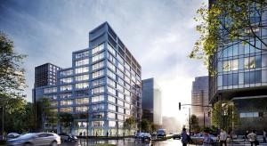 Browary Warszawskie - pozwolenie na budowę dla pierwszego budynku biurowego