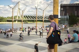 Bulwary wiślane - jedne z najpiękniejszych w Europie. Projekt wart nagrody