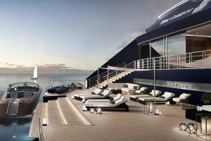 Hotel na morzu