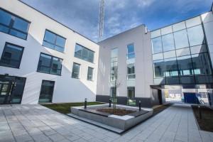 Nowoczesna siedziba policji w Gdańsku ukończona