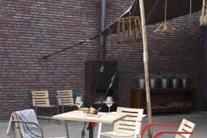 Holenderski design na tarasy