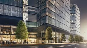Przyspiesza budowa The Warsaw Hub - nowego dziecka AMC Chołdzyński