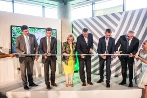 Podwójne otwarcie w Krakowie. Skanska otworzyła Axis i pierwszy fragment Superścieżki