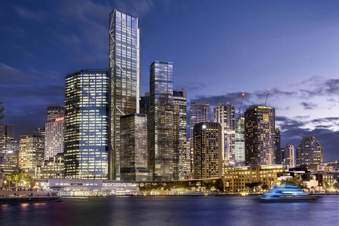 Nowa wieża od Foster and Partners