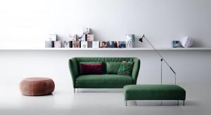 Designerskie sofy i fotele od włoskich projektantów