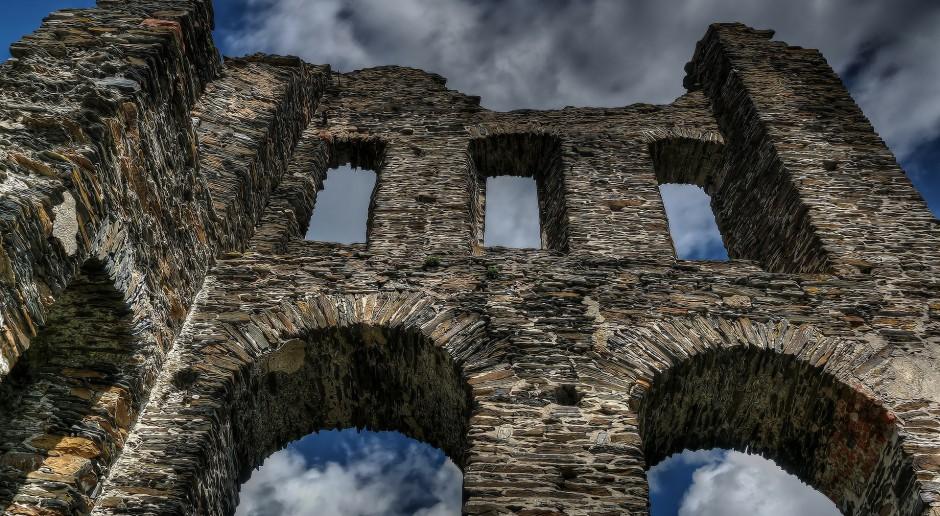 Odnaleziono relikty z nieistniejącego już zamku