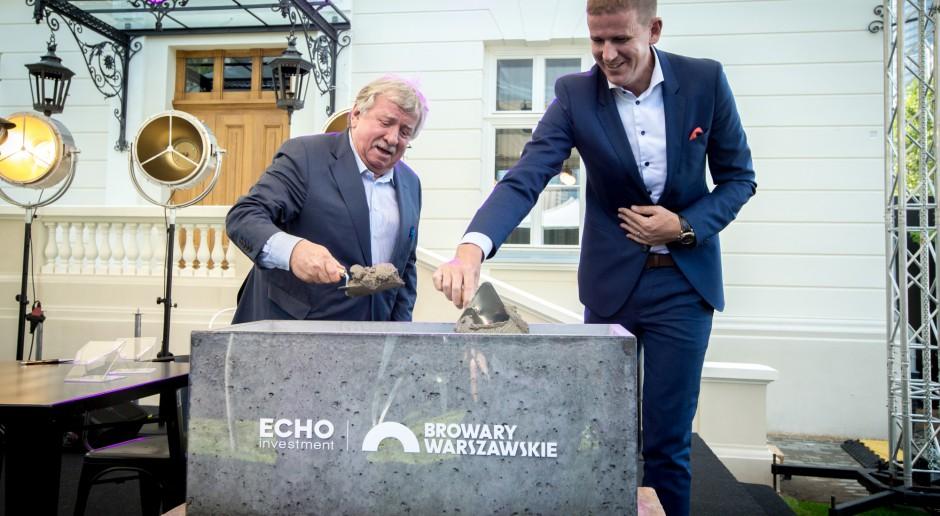 Olgierd Jagiełło: Browary przywrócą życie tej części Warszawy