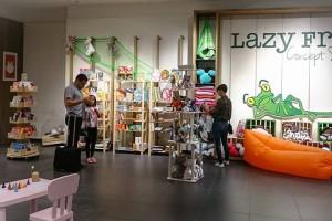 Lazy Frog - nowy concept store dla dzieci w Galerii Malta