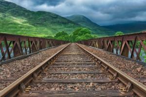 Rozpoczęto prace przy budowie najwyższej trasy kolejowej świata