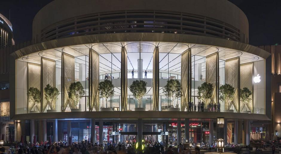 Architekci wchodzą do Dubaju