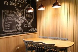 Nowa Costa Coffee w Krakowie. To prawdziwa perełka