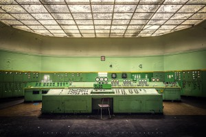Industrialna Łódź w obiektywie