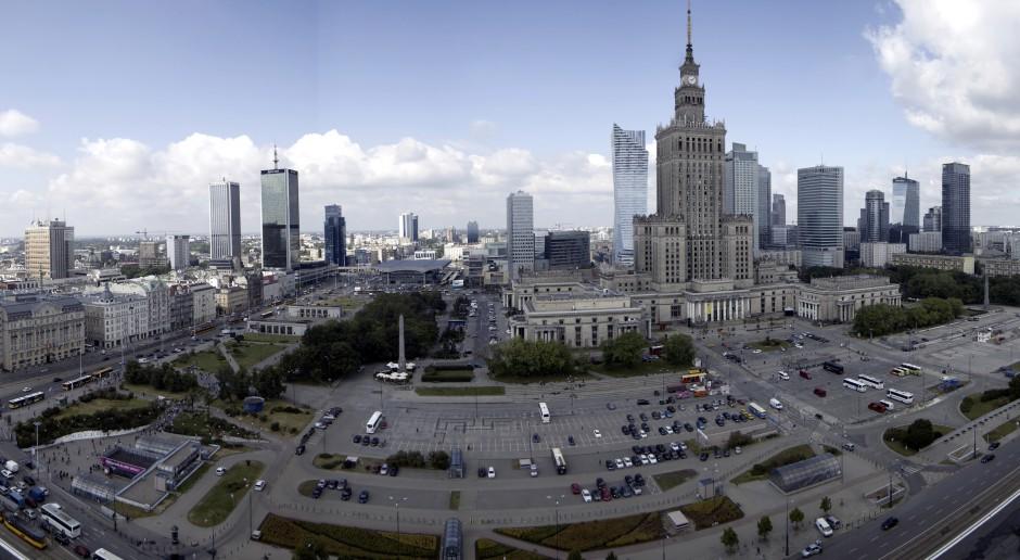 Wielkie zmiany czekają Plac Defilad w Warszawie