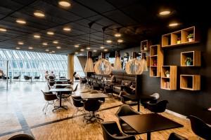 Designerska strefa biznesowa w Galerii Katowickiej