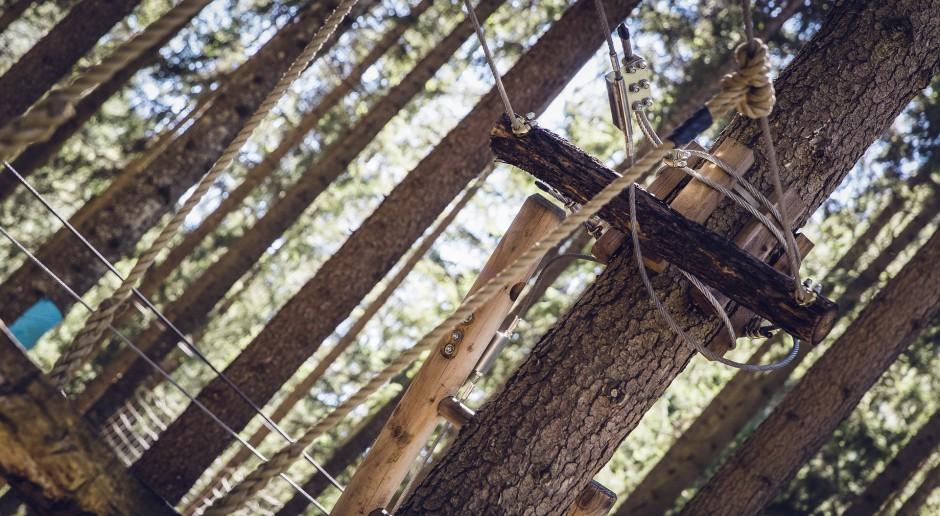 W Kaliszu rusza park linowy