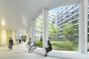 Zaprojektowali Warsaw Spire, a teraz siedzibę BNP Paribas Fortis