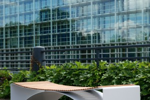 Paweł Grobelny zaprojektował kolejny mebel miejski. Tym razem dla Strasburga