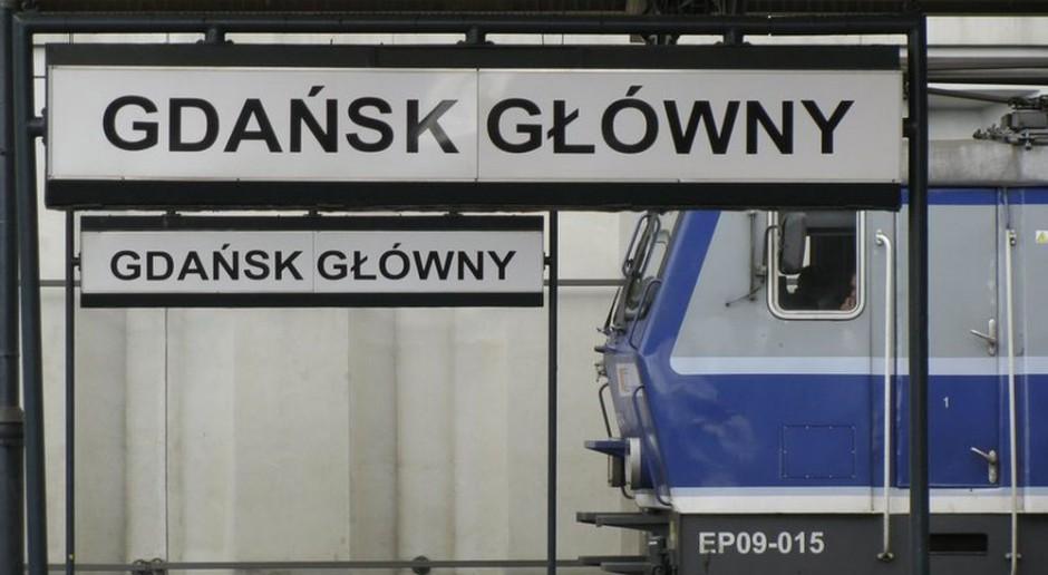 Przebudowa stacji Gdańsk Główny w tym roku. Będzie komfortowo i funkcjonalnie