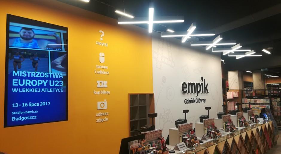 Nowocześnie, przyjaźnie i inspirująco - tak się zmienił najstarszy salon Empik w Gdańsku