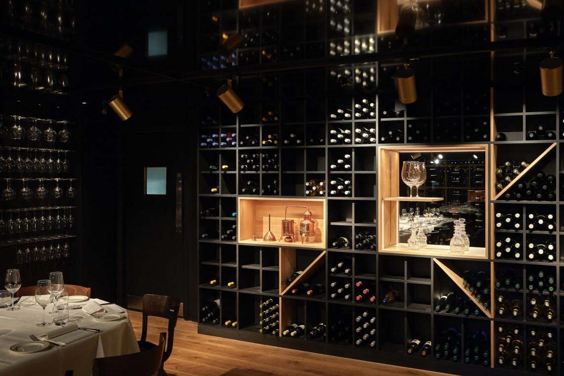 Designerska restauracja od londyńskich architektów