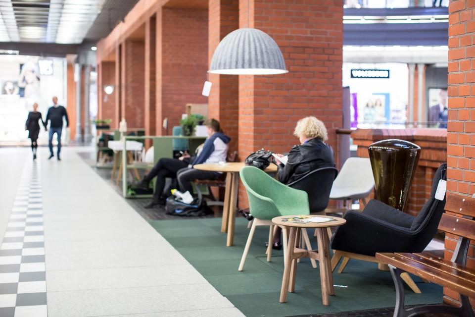 Designerska przestrzeń poznańskiego Browaru