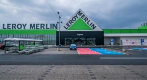 Leroy Merlin Wrocław Krakowska przed wielkim otwarciem