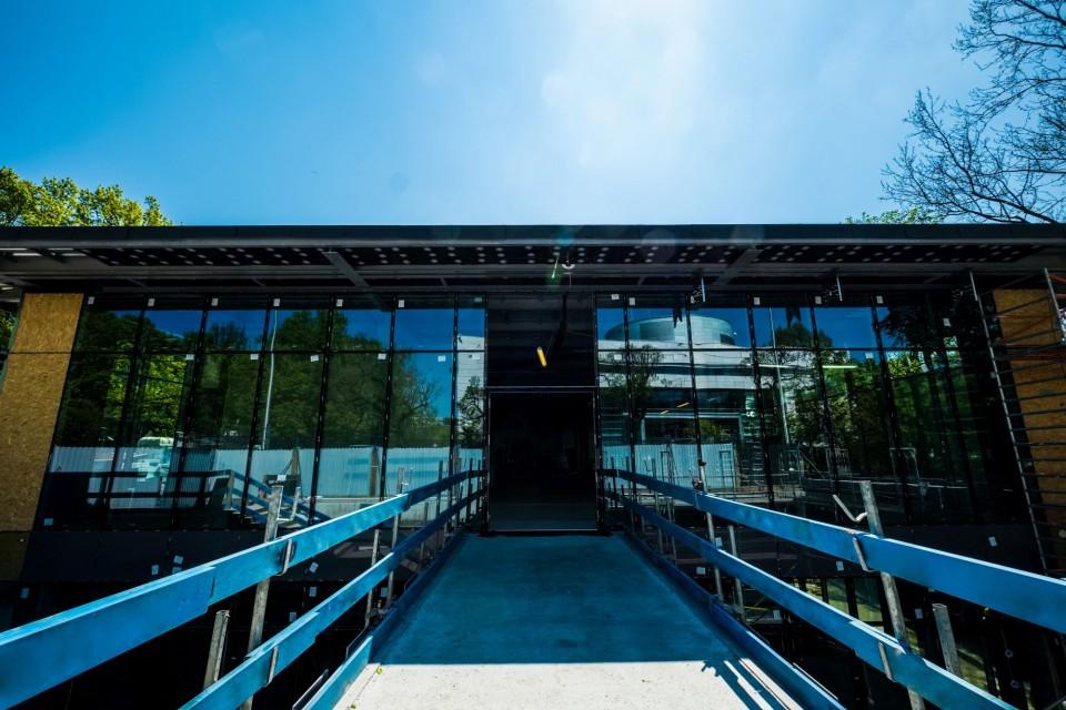 Pierwszy tego typu obiekt w Europie. Nowa siedziba DESA Unicum prawie gotowa