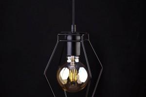 Te lampy wyróżnia ekstrawagancki design