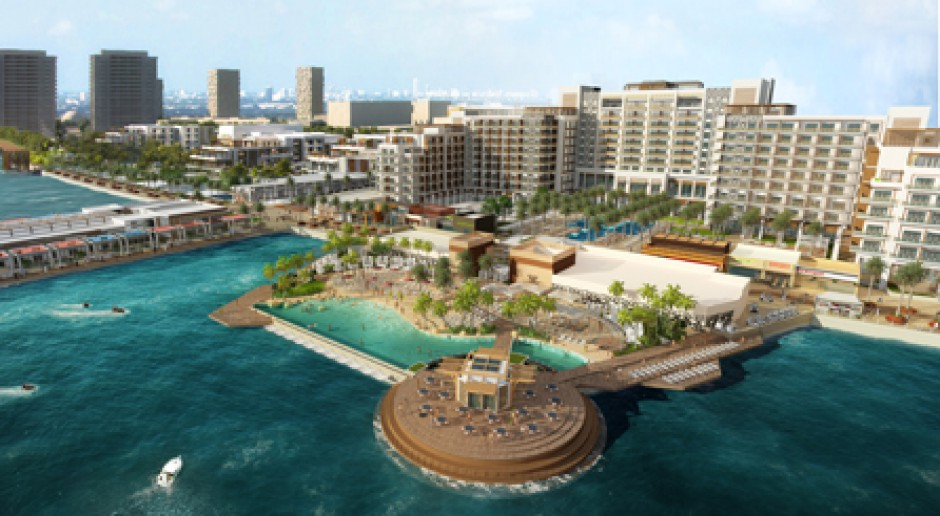 Wyrwać grunty morzu... Unikalna inwestycja Hiltona